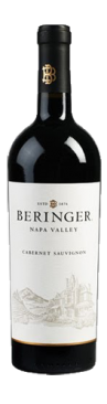 6 bottles of Beringer Napa Valley Cabernet Sauvignon 2015