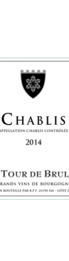 La Tour de Brully Chablis 2014
