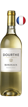 Dourthe Bordeaux Blanc Grands Terroirs Medium Sweet 2014